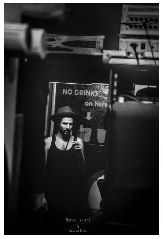 Backstage  Fluppe